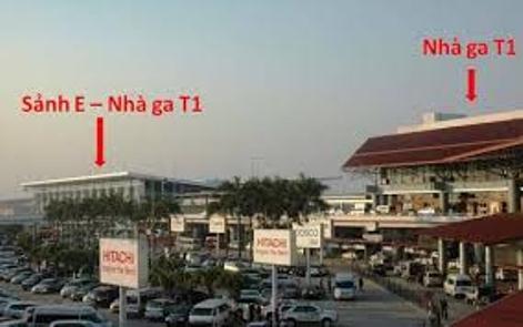 Phương tiện Di Chuyển Tại Sân Bay Nội Bài