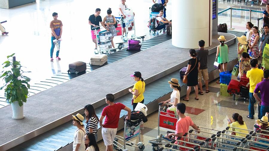 Tìm hành lý thất lạc ở Sân Bay-Hotel Ánh Dương Nội Bài
