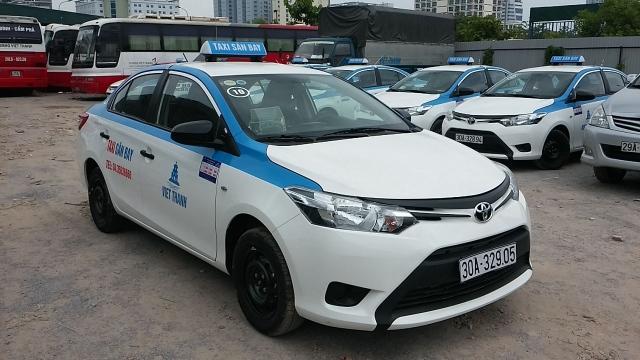 Taxi Việt Thanh Nội Bài