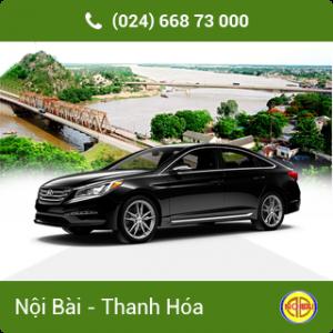 Taxi Nội Bài đi Thạch thành Thanh Hóa
