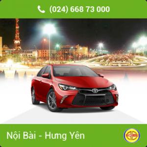 Taxi Nội Bài đi Hưng Yên