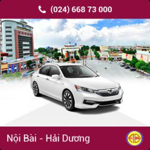 Taxi Nội Bài đi Nam Sách Hải Dương