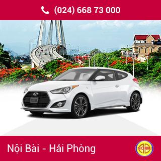 Taxi Nội Bài đi Cát Bi Hải Phòng