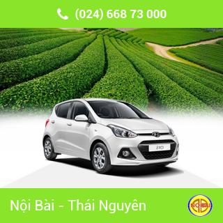 Taxi Nội Bài đi Thái Nguyên