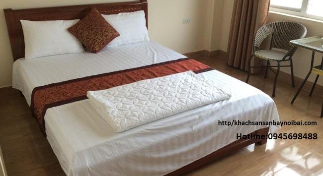 Khách sạn Phú cường Nội Bài