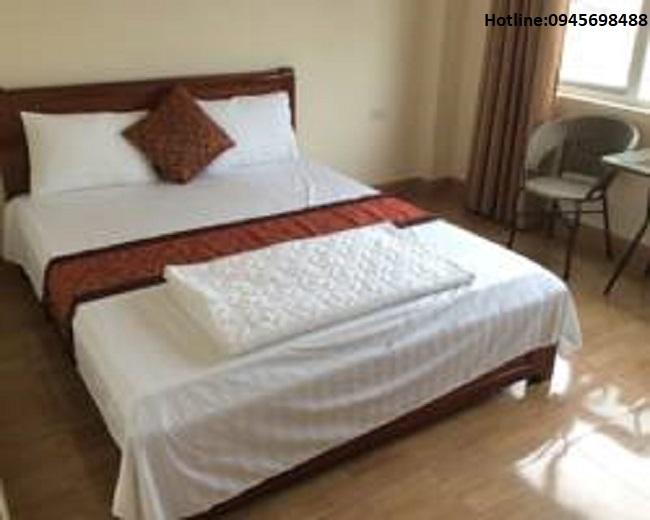 Khách sạn 2 sao gần khu công nghiệp Nội Bài