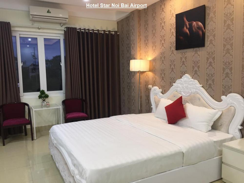 Đặt phòng khách sạn gần sân bay Nội Bài