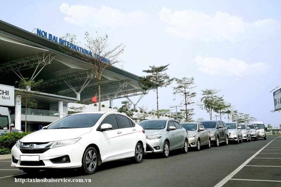 Giá cước Taxi Sân Bay Nội Bài đi Thành phố Việt trì Trọn gói giá rẻ