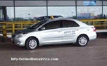 Giá cước taxi các huyện và tp Thái Nguyên đi Nội Bài Hà Nội