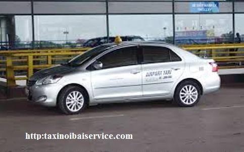 Giá cước Taxi sân bay Nội Bài đi Phú Bình Thái Nguyên rẻ