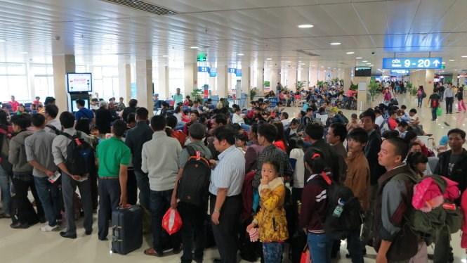 Phương tiện tại sân bay Nội Bài đi Hà Nội và các Tỉnh