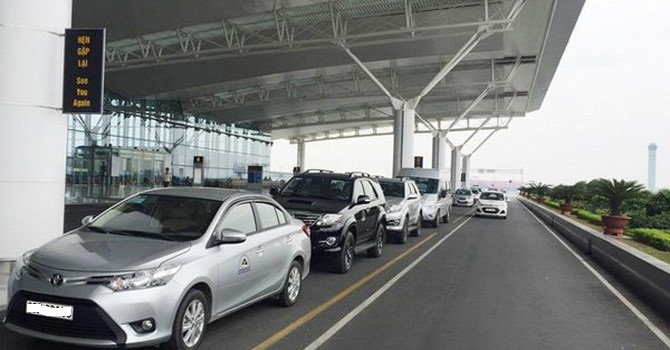 Taxi Nội Bài đi chung cư Cầu Giấy Hà Nội