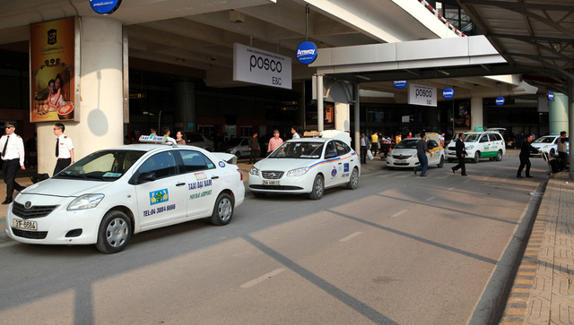 Bảng giá cước,số điện thoại Taxi Nội Bài