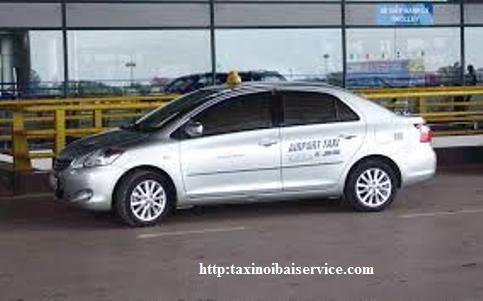 Taxi quốc tế Nội Bài đi Hà Nội