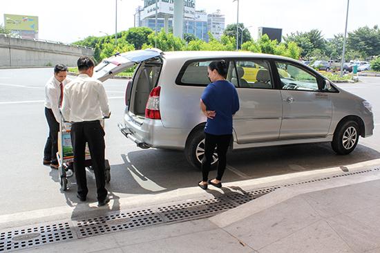 Dịch vụ taxi Nội Bài trọn gói giá rẻ
