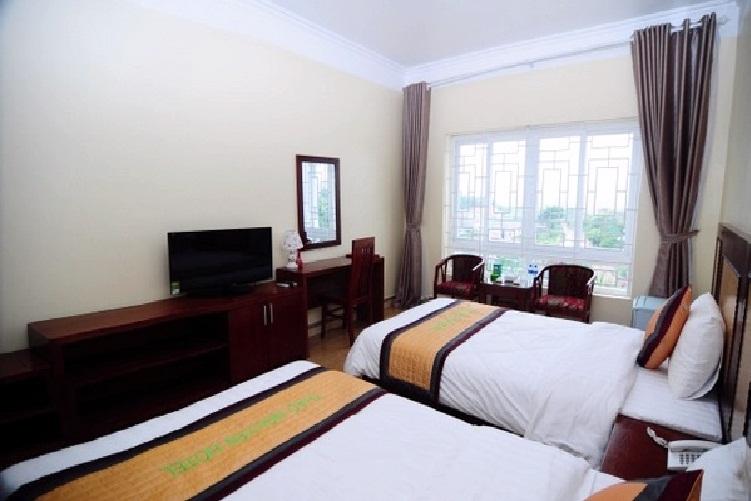 Khách Sạn Sân Bay Quốc tế Nội Bài