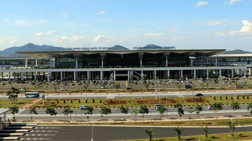 Lịch sử sơ lược về Sân Bay Nội Bài từ những năm 90