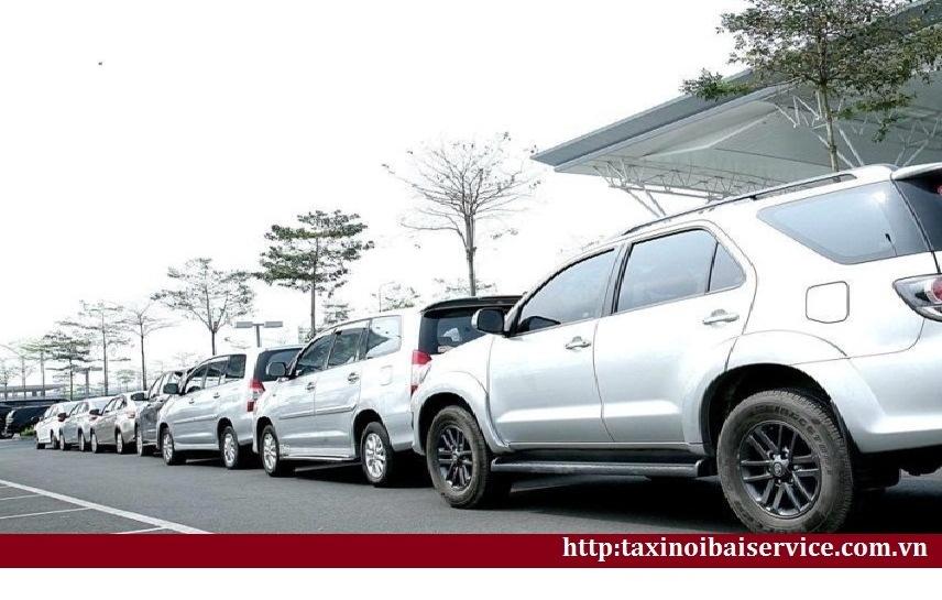 Giá Cước Taxi Nội Bài đi Tỉnh,đi đường dài
