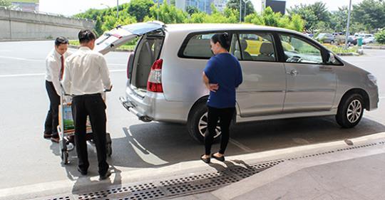 Bắt Taxi tại Sân Bay Nội Bài,những thông tin nên biết
