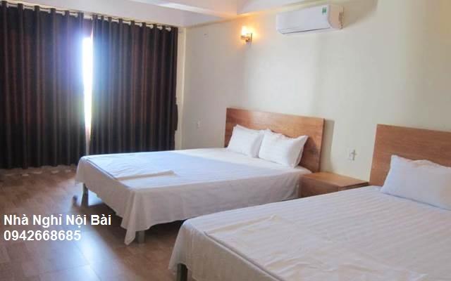 Nhà nghỉ giá rẻ khu vực sân bay Nội Bài Hà Nội